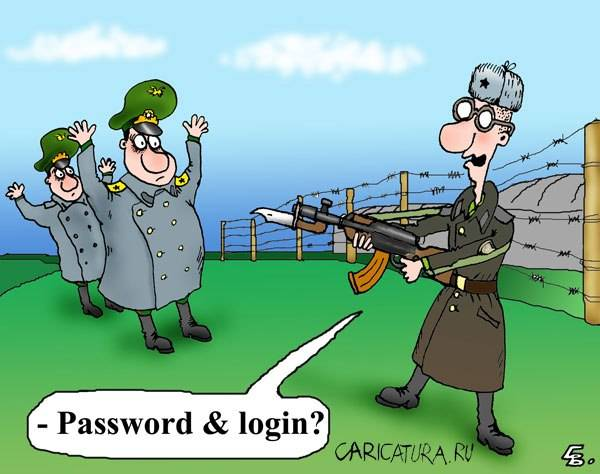 Password&login